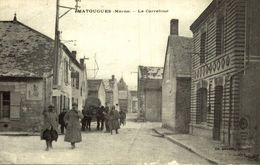 MATOUGUES (marne)Le Carrefour RARE - France