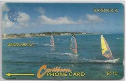 BARBADOS - WINDSURFING - 15CBDA - Barbados