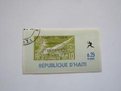 JO244   Haiti   Marathon  Ancien Jeux  1924 - Summer 1968: Mexico City