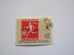 JO245   Haiti   Marathon  Ancien Jeux  1928 - Summer 1968: Mexico City