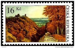 Czech Republic - 2016 - Zelezne Hory (Iron Mountains) Protected Landscape Area - Mint Stamp - Nuevos