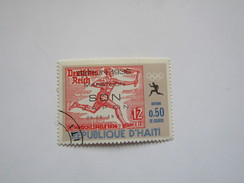 JO247   Haiti   Marathon  Ancien Jeux  1936 - Summer 1968: Mexico City