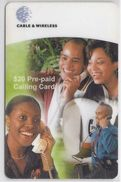 BARBADOS - TELEPHONE - BAR-01 - Barbados