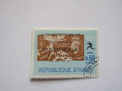 JO248   Haiti   Marathon  Ancien Jeux  1948 - Summer 1968: Mexico City