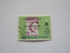 JO249   Haiti   Marathon  Ancien Jeux  1952 - Summer 1968: Mexico City