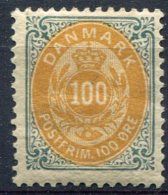 Danemark                     29A   * - 1851-63 (Frederik VII)