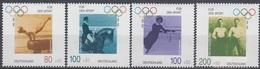 GERMANY Bundes 1861-1864,unused - Ete 1996: Atlanta