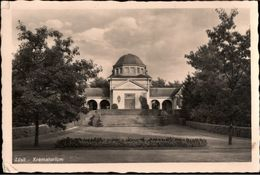 !  Alte Ansichtskarte Aus Tilsit, Ostpreußen, Krematorium - Ostpreussen