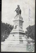 ! -  France - Salon - Monument Des Combattants 1870-1871 - Envoyée Vers Bruxelles - Salon De Provence