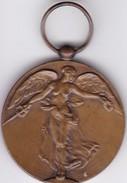 Médailles Militaire La Grande Guerre Pour La Civilisation 1914 1918 - France