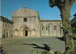 ILE D'OLERON : SAINT-GEORGES-D'OLERON - L'Eglise XIe Et XIIe S. - Ile D'Oléron