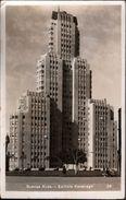 ! Alte Ansichtskarte Aus Buenos Aires, Edificio Kavanagh, Hochhaus, Architektur, Art Deco, 1937 - Argentine