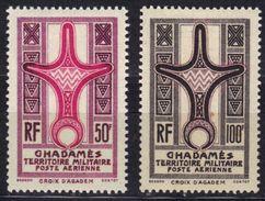 Ghadames Poste Aérienne N° 1, 2 * - Ghadames (1949)