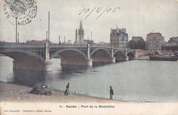 NANTES  PONT DE LA MADELEINE - Nantes