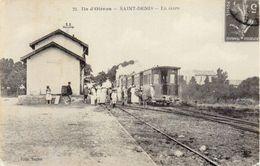 - SAINT-DENIS - La Gare - - Ile D'Oléron