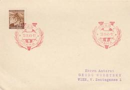 BOHMEN UND MAHREN. PRAG 1 PRAHA 1. 30.IX.41 - Covers & Documents