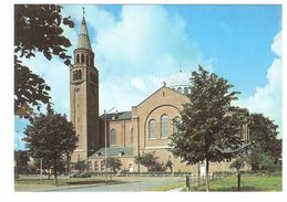 Edegem - Basiliek O.-L.-Vr. Van Lourdes - Edegem