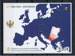 Montenegro Y/T Blok 3 (**) - Montenegro