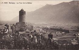 Martigny - La Tour De Bâtiaz - VS Valais