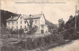 VERMONDANS - Villa Des Fleurs - Autres Communes