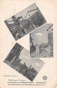 Ruines De LA NEUVILLE AU PONT - Guerre En Champagne-Argonne - Altri Comuni