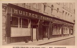 PARIS 1ER - Maison PRUNIER - District 01