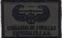 Écusson Tissu Militaire (Format Largeur 8 Hauteur 5 - Ecussons Tissu
