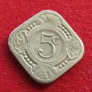 Netherlands Antilles 5 Cents 1963 KM# 6  Antillen Antilhas Antille Antillas - Netherland Antilles