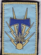 Écusson Tissu Militaire (Format Largeur 5 Hauteur 7.5 - Ecussons Tissu