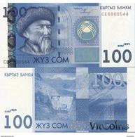 Kyrgyzstan - 100 Som 2009 UNC - Kirguistán