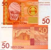 Kyrgyzstan - 50 Som 2009 UNC - Kirguistán