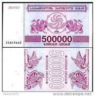 Georgia - 500000 Coupons 1994 UNC - Georgien
