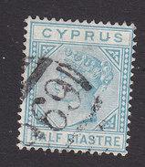 Cyprus, Scott #11?, Used, Victoria, Issued 1881 - Cyprus (...-1960)