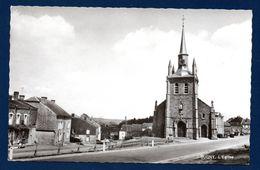 Sugny. Eglise Saint-Martin Et Monument Aux Morts. - Vresse-sur-Semois