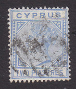 Cyprus, Scott #13, Used, Victoria, Issued 1881 - Chypre (...-1960)
