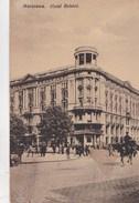 Carte Postale : Varsovie Warszawa (Pologne) Hotel Bristol      Ed Wydawnictwo - Polen