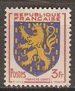 FRANCE   -  1951 .  Y&T N° 903  **.   Franche-Conté - France