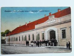 Ukraine 367 Munkacs 1910 - Ucraina
