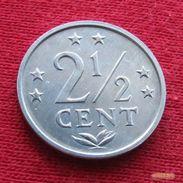 Netherlands Antilles 2 1/2 Cents 1979 KM# 9a   2-1/2 2,5 Antillen Antilhas Antille Antillas - Netherland Antilles