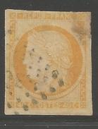 France #7a Usagé  --- Yvert #7a - 1849-1850 Cérès