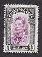 Cyprus, Scott #154, Used, Scenes Of Cyprus, Issued 1938 - Cyprus (...-1960)