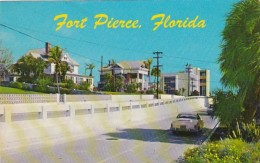 Florida Fort Pierce Indian River Drive 1967 - Vereinigte Staaten