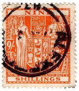 (I.B) New Zealand Revenue : Stamp Duty 9/- - New Zealand