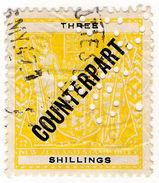 (I.B) New Zealand Revenue : Counterpart 3/- - New Zealand