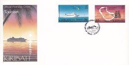 Kiribati 2004 Tourism FDC - Kiribati (1979-...)