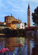 Pieve Di Soligo - Treviso - Riflessi Sul Fiume Soligo - 304-64 - Formato Grande Viaggiata – E 3 - Treviso