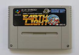 Super Famicom : Earth Light SHVC-H3 - Electronic Games