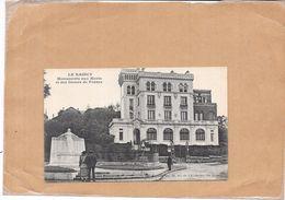 LE RAINCY - 93 - Monuments Aux Morts Et Des Dames De France - NANT1 - - Le Raincy