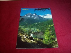SAAS GRUND 1559m Egginer Allalinhorn Alphubel - Switzerland