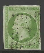 France #13 Usagé  --- Yvert #12  -- Superbe - 1849-1850 Cérès